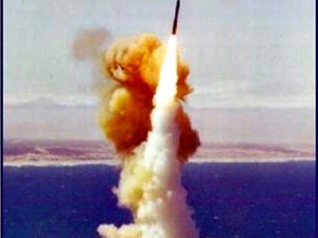 ICBM Missile Launch screenshot