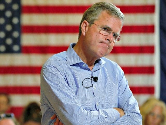 Jeb Bush to President Trump: Quit Tweeting
