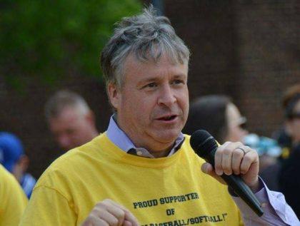 Bayonne, NJ Mayor Jimmy Davis
