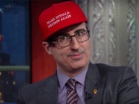 Video: British HBO Host John Oliver Ignores Americans, Lobbies for More Migrants