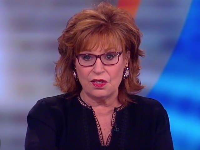 Joy Behar Apologizes for Mocking the Christian Faith | Breitbart