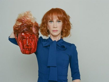 Kathy Griffin Admits to 'Straight Up Begging' For Work After Trump Beheading Photo