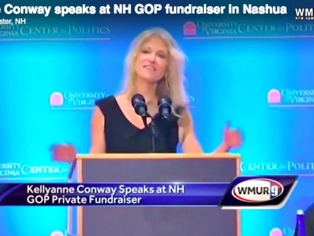AP Hires Leftist Activist as Freelancer to Sneak Into Closed Press NH GOP Event to Attack KellyAnne Conway - Breitbart