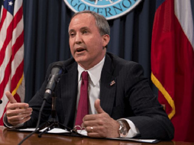 Ken Paxton - Getty Images