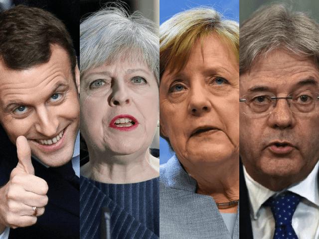 Leaders of Europe