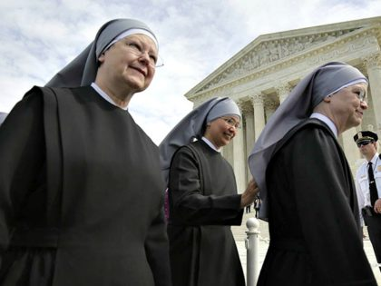 Little Sisters of the Poor, Court Reuters