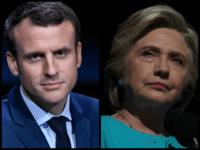 Macron Clinton