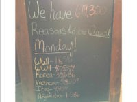 Restaurant Sign Stating 'We Have 619,300 Reasons to Be Closed' for Memorial Day Goes Viral