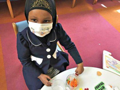 Measles Outbreak Minn. Amy ForlitiAP