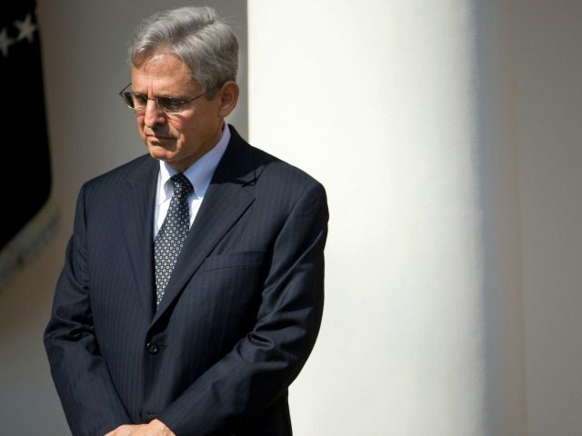 Garland has no interest in leaving judiciary for FBI, source says