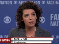The Atlantic's Molly Ball on Trump's Speech: 'That Was Not Candidate Trump At All'