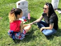 Families Visit Loved Ones at Arlington: 'Everyday is Memorial Day for Us'