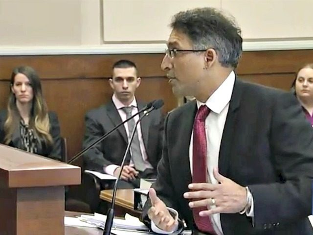 Neal Katyal at 9th Circuit CSPANAP