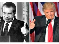 Nixon-Trump-Thumbs-AFPGetty
