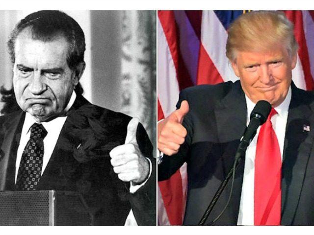 Nixon-Trump-Thumbs-AFPGetty