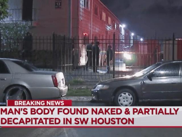 Nude Decapitated body found 2