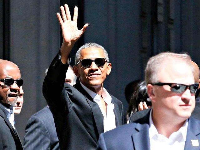 Obama Italy ANTONIO CALANNIAP