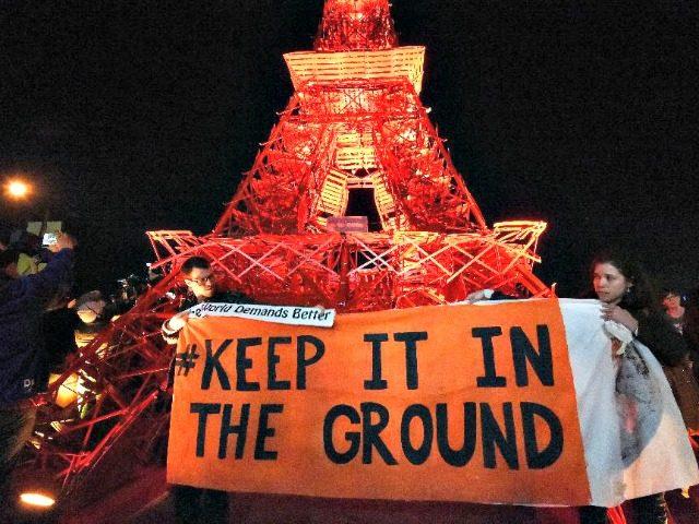 Paris Climate Deal Dominique FagetAFPGetty