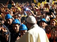 Pope Francis Shocks Workers With Pro-Capitalism Pitch