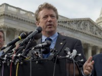 Rand Paul: If You Want More People Vaccinated Biden Should 'Burn His Mask' and Say Vaccine Means You're Safe