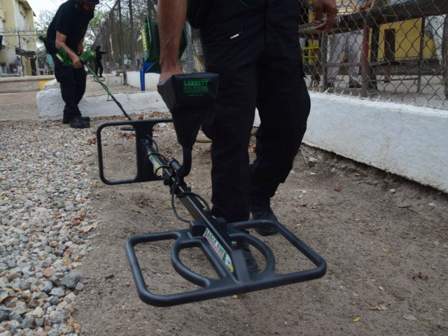 Mexican Cartel Stashed Guns, Drugs Under Border State Prison