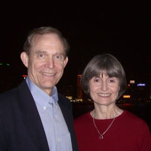 Roger and Ann Porter (Courtesy of Dunster House)