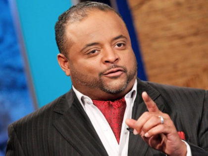 Roland Martin: Trump Sat on His 'Butt in the White House,' Played Golf During Health Care Process