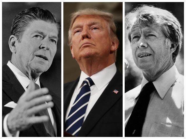Ronald-Reagan-Donald-Trump-Jimmy-Carter-AP-Getty-Getty