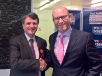 Paul Nulttall and Gerard Batten