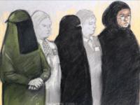 London Terror women
