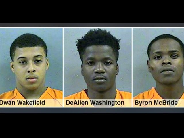 3 arrested in death of boy found in stolen vehicle