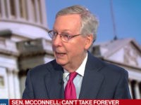 Senate Republicans Say Not Enough, Urge Mitch McConnell to Keep Senate Open 24/7 to Pass Trump's Agenda