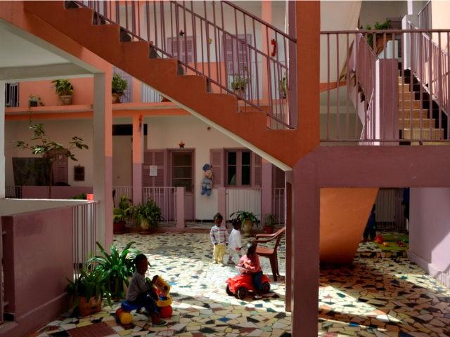 "After rape, pregnancy, Senegal's ""pink house"" helps women rebuild lives"