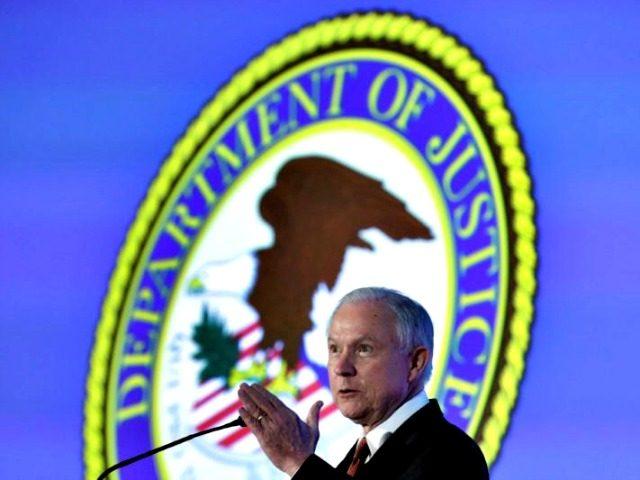 Sessions DOJ Reuters