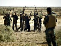 Shite Muslim fighters HAIDAR HAMDANIAFPGetty