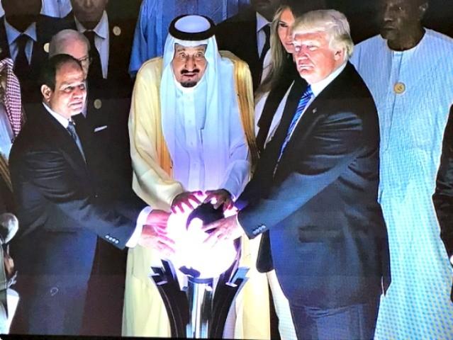 The Orb Twitter:@SaudiEmbassyUSA