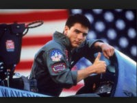 Tom Cruise--Top Gun movie