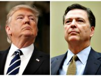 Trump, Comey ThompsonReuters