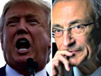 John Podesta: 'I See No Sign' Donald Trump Will Be Impeached