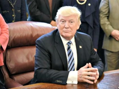Trump Seated Getty Images 5-8-2017