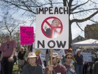 Trump-protester-impeach-Getty