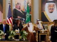 Trumps-Saudi Arabia Jonathan ErnstReuters