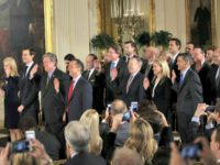 White House Staff Swear In Reuters