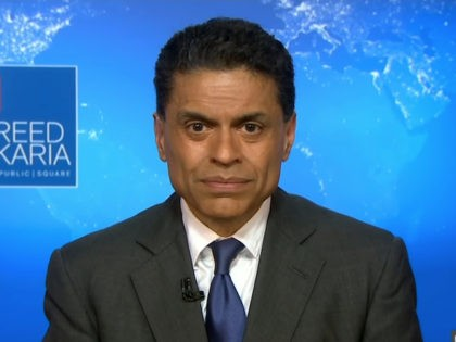 CNN's Zakaria: 'Obama Could Have Given' Trump's Saudi Speech