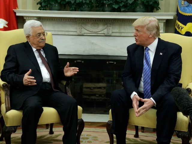 Report: Palestinians Plan to Cheat Trump, Keep Paying Terrorists' Families - Breitbart