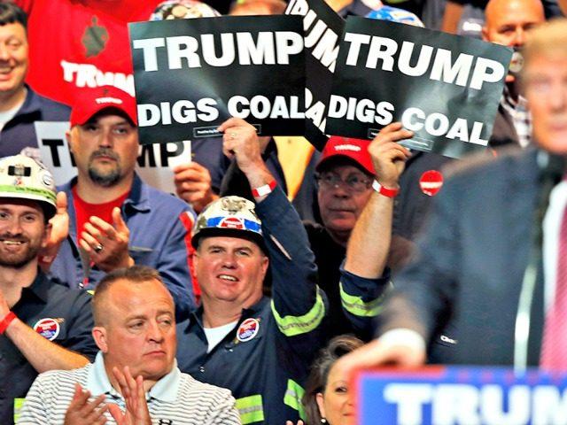 coal-miners_trump Steve HelberAP