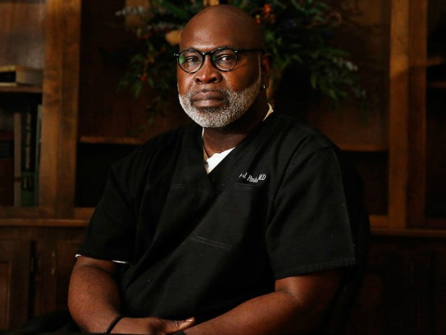 "Dr. Willie Parker says his Christian ""calling"" is to perform abortions for poor women."