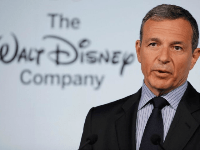 "Walt Disney Company CEO Robert Iger, seen in 2012, said he's ""open"" to staying on board as the company's leader beyond his 2018 expected departure"