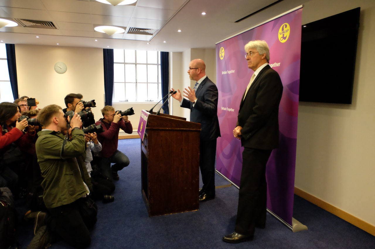 General election: UKIP want 'one in, one out' migration