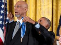 Barack Obama, Kareem Abdul Jabbar